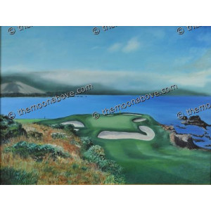 Title: Pebble Beach