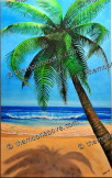 Coconut Tree & Beach